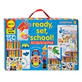61tqto6jFsL. SL160  Alex Ready, Set, School Activity Box, Alex Little Hands Series