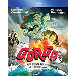 Gorgo [Blu-ray]