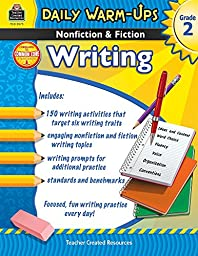 Daily Warm-Ups: Nonfiction & Fiction Writing Grd 2