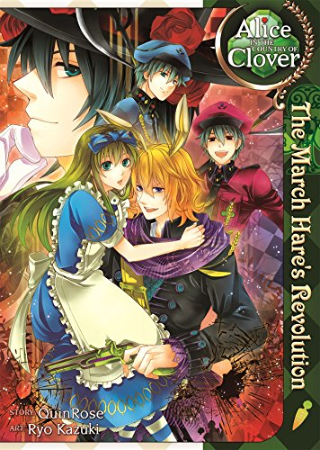 Alice in the Country of Clover: The March Hare's Revolution PDF