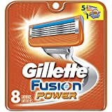Gillette Fusion Power Men's Razor Blade Refills 8 Count