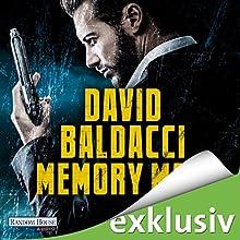 Memory Man (Amos Decker 1) Audiobook by David Baldacci Narrated by Dietmar Wunder