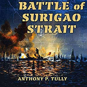 Battle of Surigao Strait Hörbuch