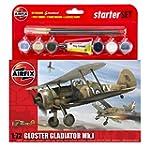 Airfix 1:72 Gloster Gladiator Mk.I St...