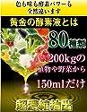 フルベジデト酵素液 (酵素ダイエットドリンク)