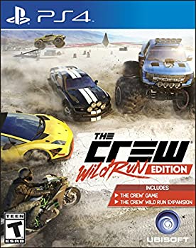 The Crew Wild Run for PS4