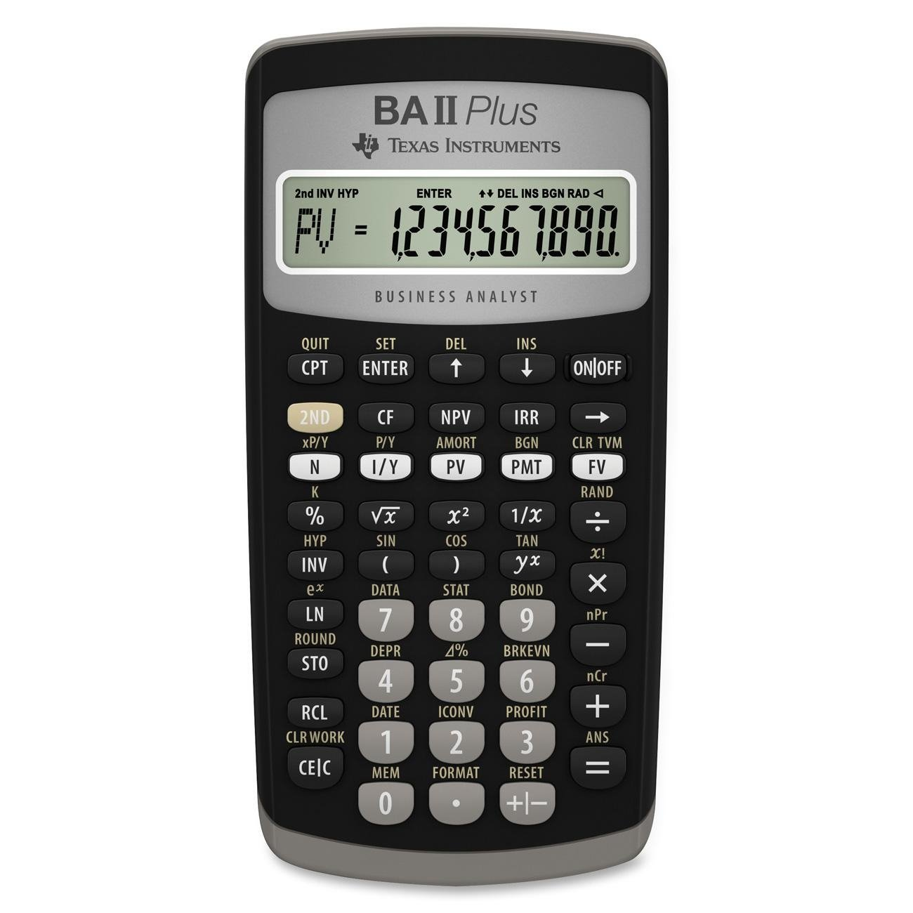 calculators buy calculators online at best prices in in texas instruments ba ii plus financial calculator