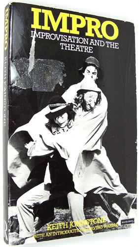 improvisation and the theatre keith johnstone pdf