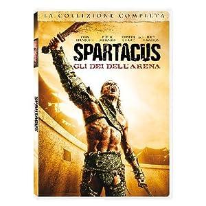 Spartacus Prequel Gli Dei Dell'Arena Completa (2011) 3xDVD9 Copia 1:1 Ita Multi Subs TRL