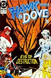 img - for Hawk & Dove #17 Eve of Destruction! book / textbook / text book