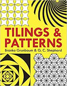 Tilings and patterns grunbaum