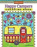 Happy Campers Coloring Book (Design Originals)