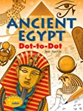 img - for Ancient Egypt Dot-to-Dot (Connect the Dots & Color) book / textbook / text book