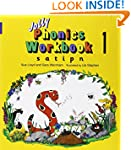 Jolly Phonics Workbook 1: s, a, t, i,...