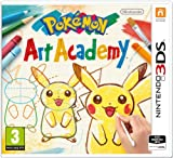 Cheapest Pok+®mon Art Academy (Nintendo 3DS) on Nintendo 3DS