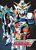 Great Eastern Entertainment Gundam Wing Gundam Team Wall Scroll, 33 by 44-Inch