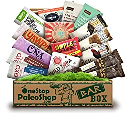 OneStopPaleoShop Bar Box