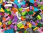 LEGO 1000 Small Piece Bricks, Plates,...