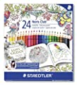 Staedtler Noris Club 144 NC12 Colouring Pencils - Assorted Colours