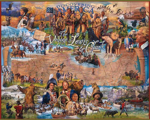 white-mountain-puzzles-the-voyage-of-lewis-and-clark-1000-piece-jigsaw-puzzle-by-white-mountain-puzz