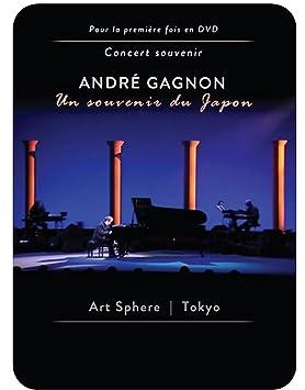André Gagnon – Un souvenir du Japon (DVD + CD)