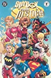 img - for Spyboy/Young Justice book / textbook / text book