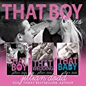 That Boy Series (3 Book Series) Audiobook by Jillian Dodd Narrated by Lisa Cordileone