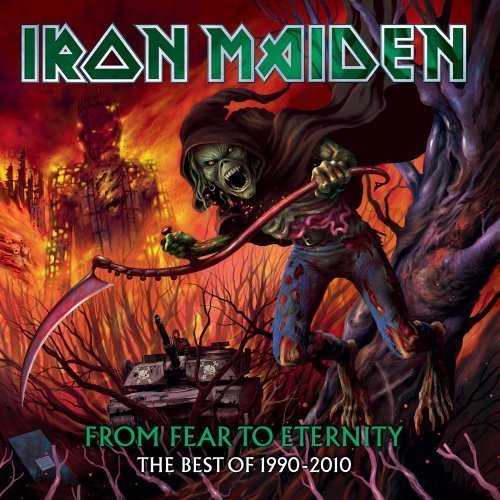 From Fear to Eternity: The Best of 1990-2010 by Iron Maiden (2011) Audio CD