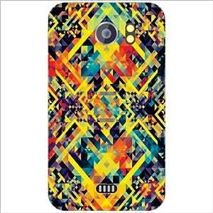 Micromax Canvas 2 A110 Back Cover - Colorful Designer Cases