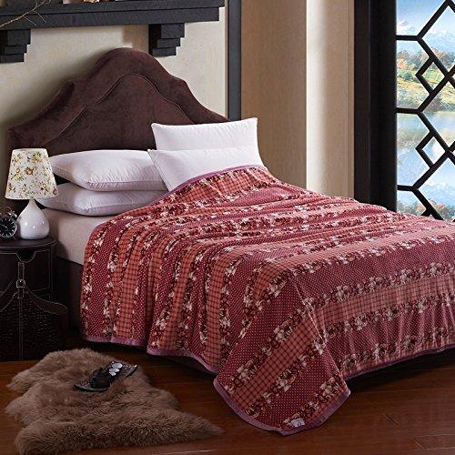 Flannel Blanket Pattern front-829579