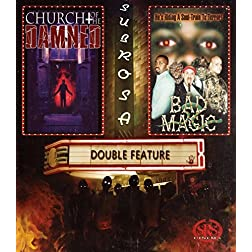 Church of the Damned / Bad Magic [Blu-ray]