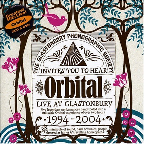 Orbital - Live at Glastonbury: 1994 - 2004 - Zortam Music