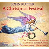 Rutter - A Christmas Festivalby Farnham Youth Choir