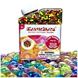 MarvelBeads Water Beads Rainbow Mix, Non-Toxic (9.5 Ounces)
