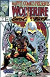 img - for Marvel Comics Presents #69 : Wolverine, Ghost Rider, Shanna, Daredevil, & Silver Surfer (Marvel Comics) book / textbook / text book
