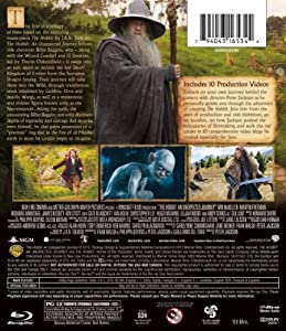 The Hobbit: An Unexpected Journey (Blu-ray) by Warner Bros. Pictures
