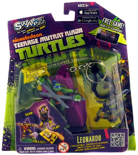 Swappz Teenage Mutant Ninja Turtles Leonardo 2
