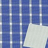 Raymond Men Combo 2 Poly-Viscose Shirt Fabric B110B1101JN_Blue & Green