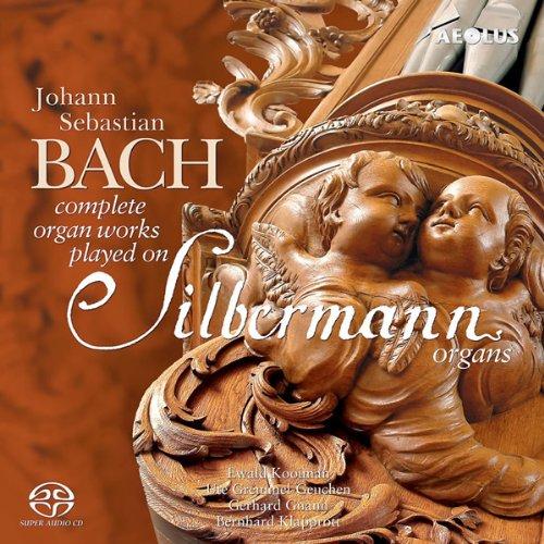 SACD : KOOIMAN / GNANN / KLAPPROTT - Complete Organ Works Played On (19 Discos)