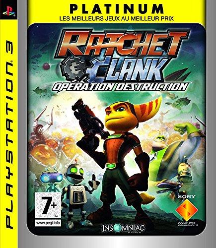 Ratchet & Clank : Opération Destruction Platinum