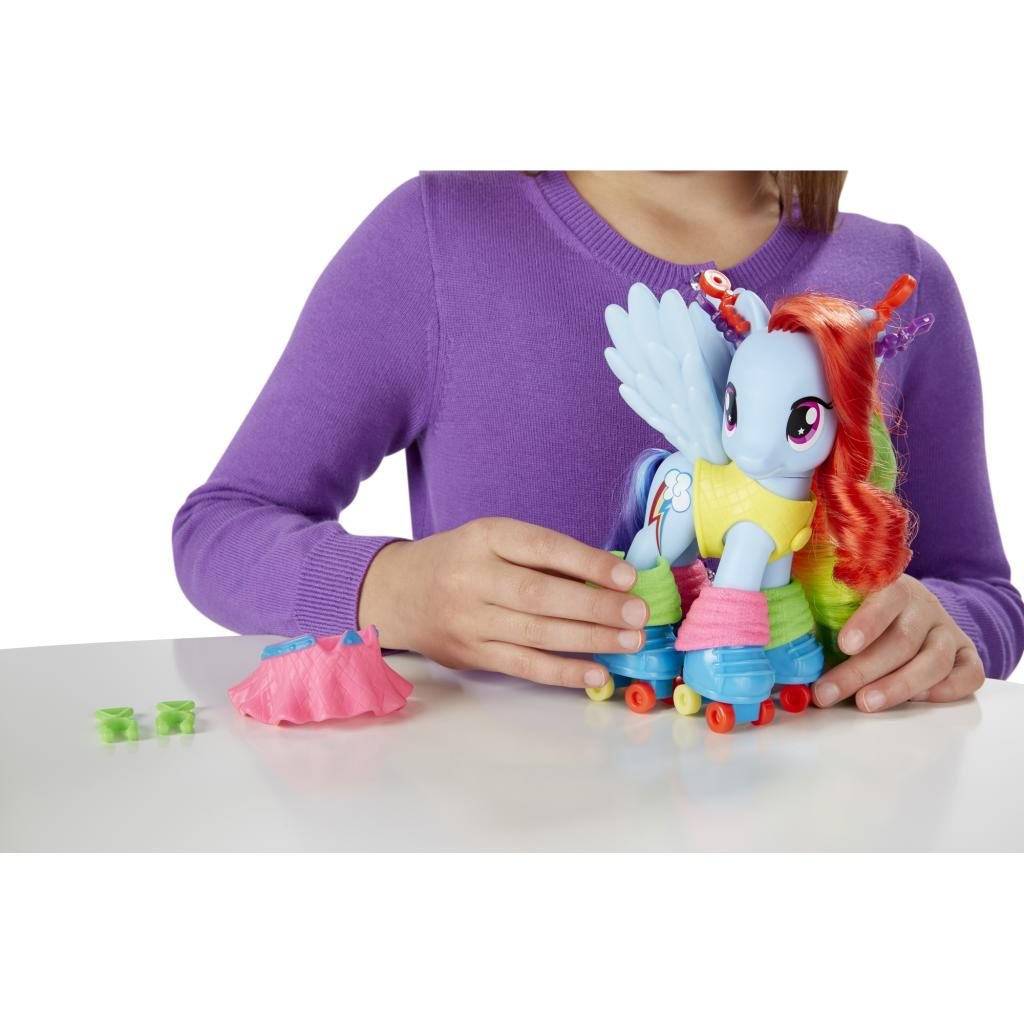 My Little Pony Fashion Style Rainbow Dash Figure Toys Games