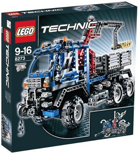 LEGO Technic 8273: Off Road Truck