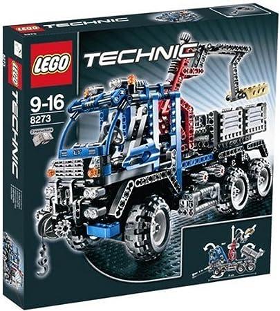 LEGO Technic 8273 - Jeu de construction - Le camion tout-terrain