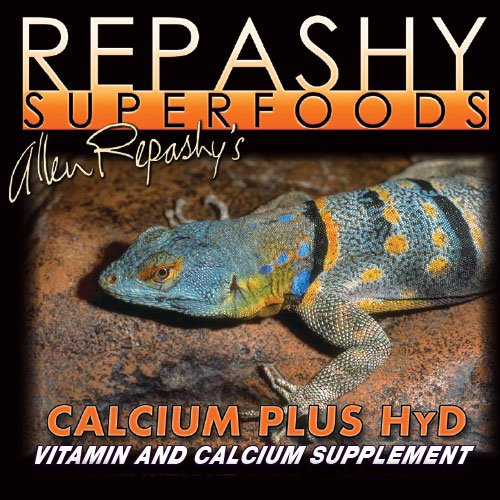 Repashy Calcium Plus Hyd 6 Oz Jar
