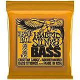 【国内正規輸入品】ERNIE BALL エレキベース弦 2833 Hybrid Slinky Bass ハイブリッドスリンキー