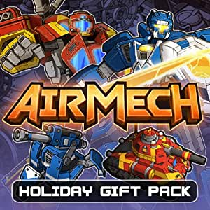 Holiday Gift Pack: AirMech [Game Connect]
