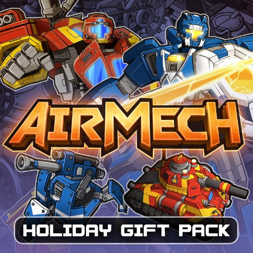 Holiday Gift Pack: Airmech [game Connect] Picture