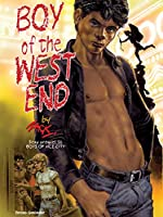 Boy of the West End: An Illustrated Gay Novel
