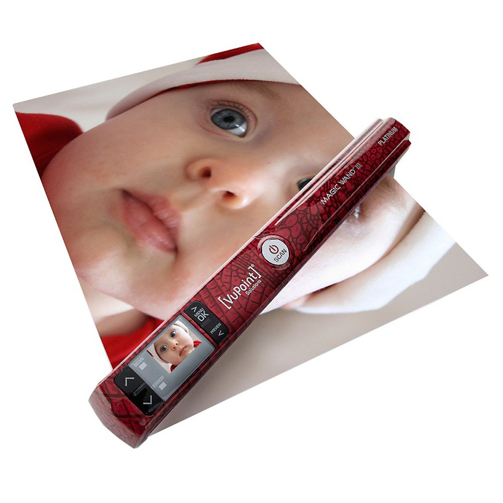Portable Scanner Wand Wand Iii Portable Scanner