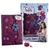 V-lock Violetta Personal Secret Diary with Lock
